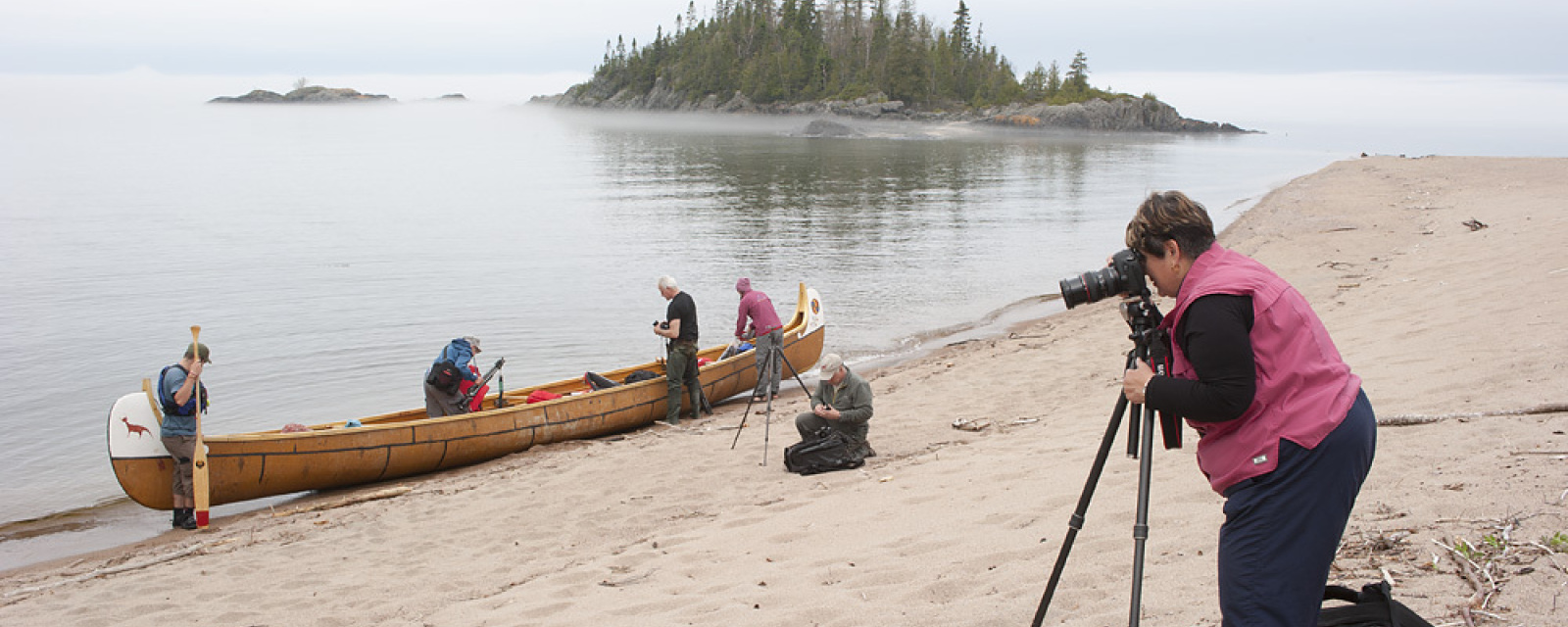 Superior Woods and Waters Photography Workshop with James Smedley