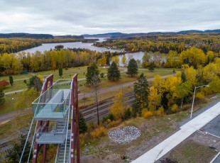 Tour d'observation de Nipigon