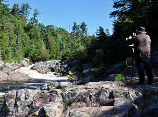 Chippewa Falls Self Guided Tour with Bruce Bay Cottages